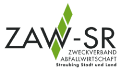 Logo ZAW-SR