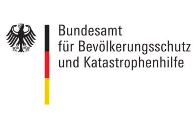Logo des Bundesamtes für Bevölkerungsschutz und Katastrophenhilfe
