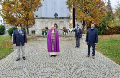 Volkstrauertag in Aiterhofen
